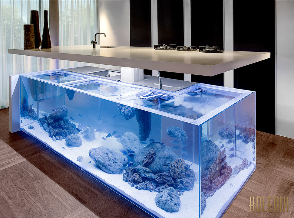 Kolenik Kitchen Aquarium