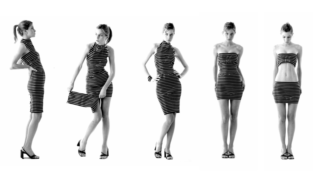 Sebastian Errazuriz Zipper Dress