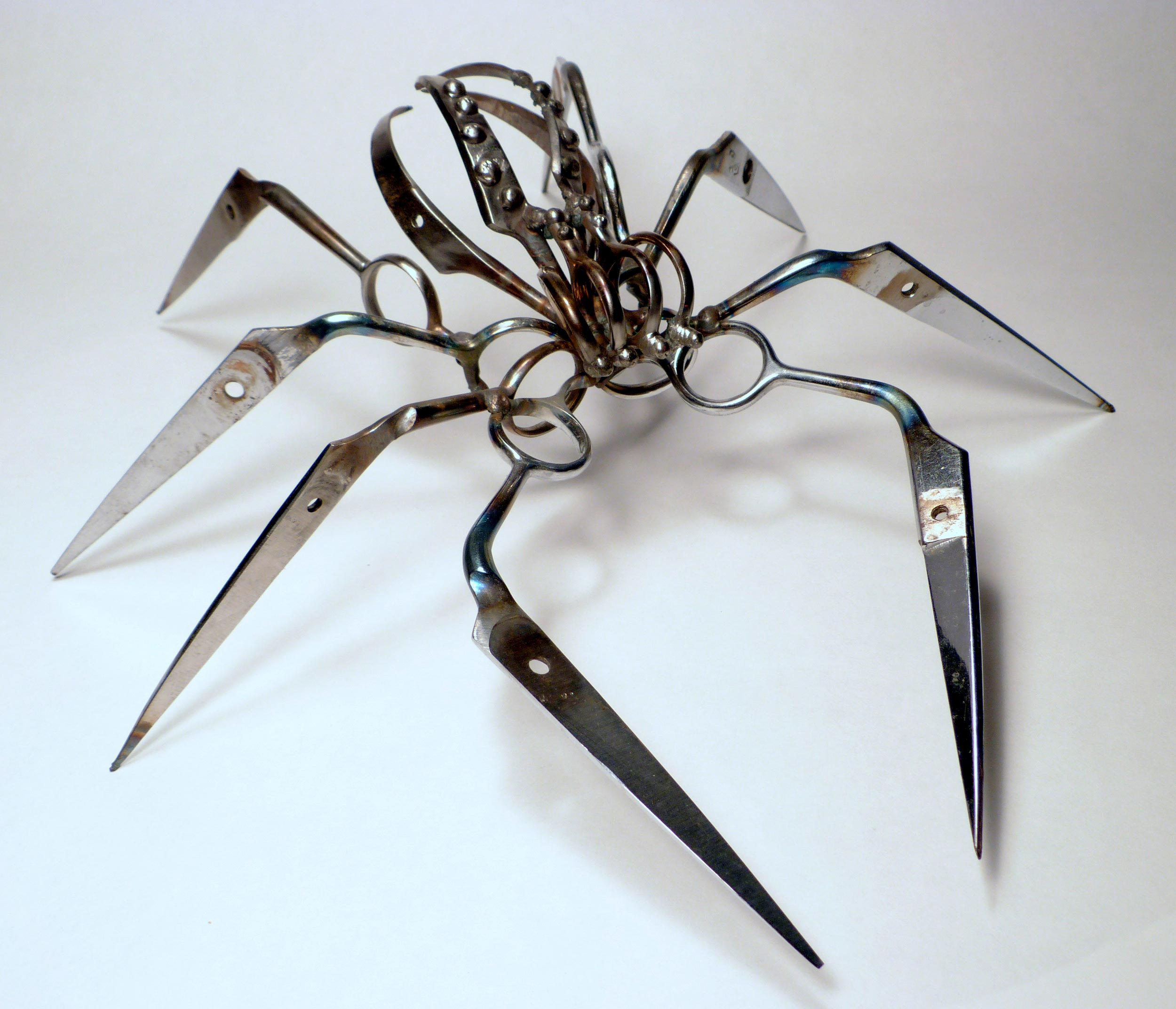 Scissor Spiders