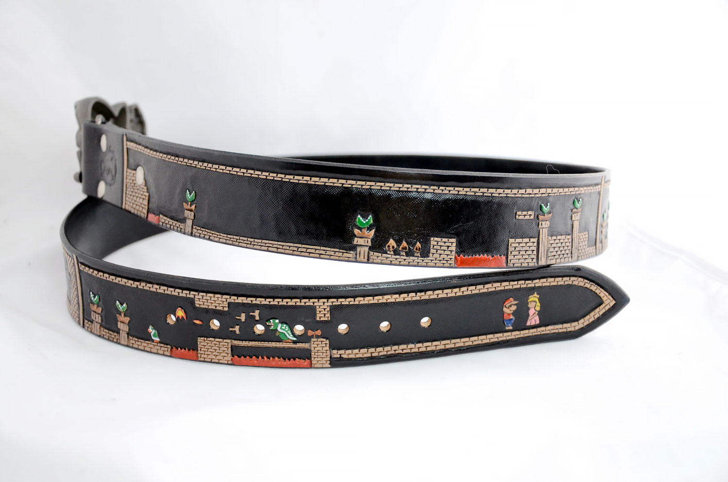 Nintendo Super Mario Belt