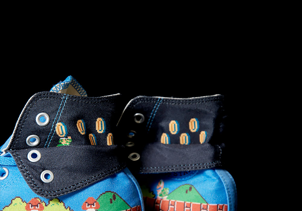 Super Mario Bros Shoes