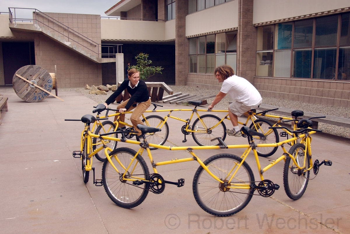 Circular Bicycle