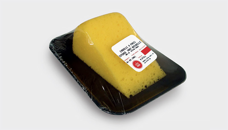 Atypyk Cheese Sponge