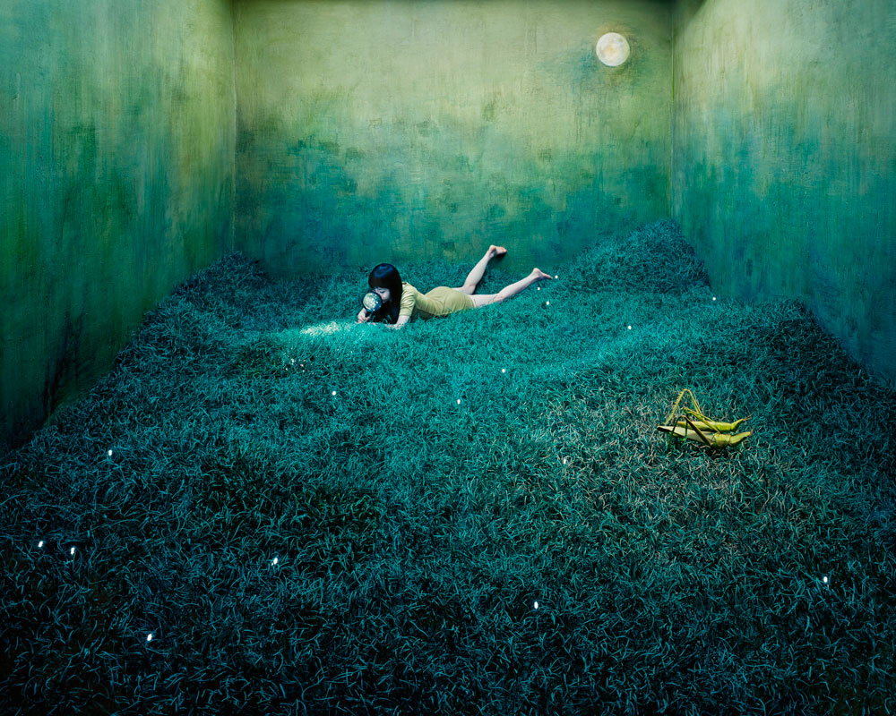 JeeYoung Lee Treasure Hunt