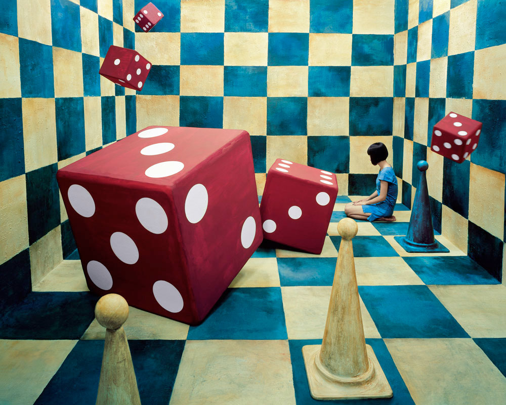 JeeYoung Lee Neverending Race