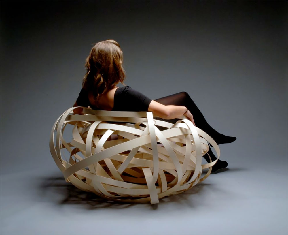 Nina Bruun Nest Chair