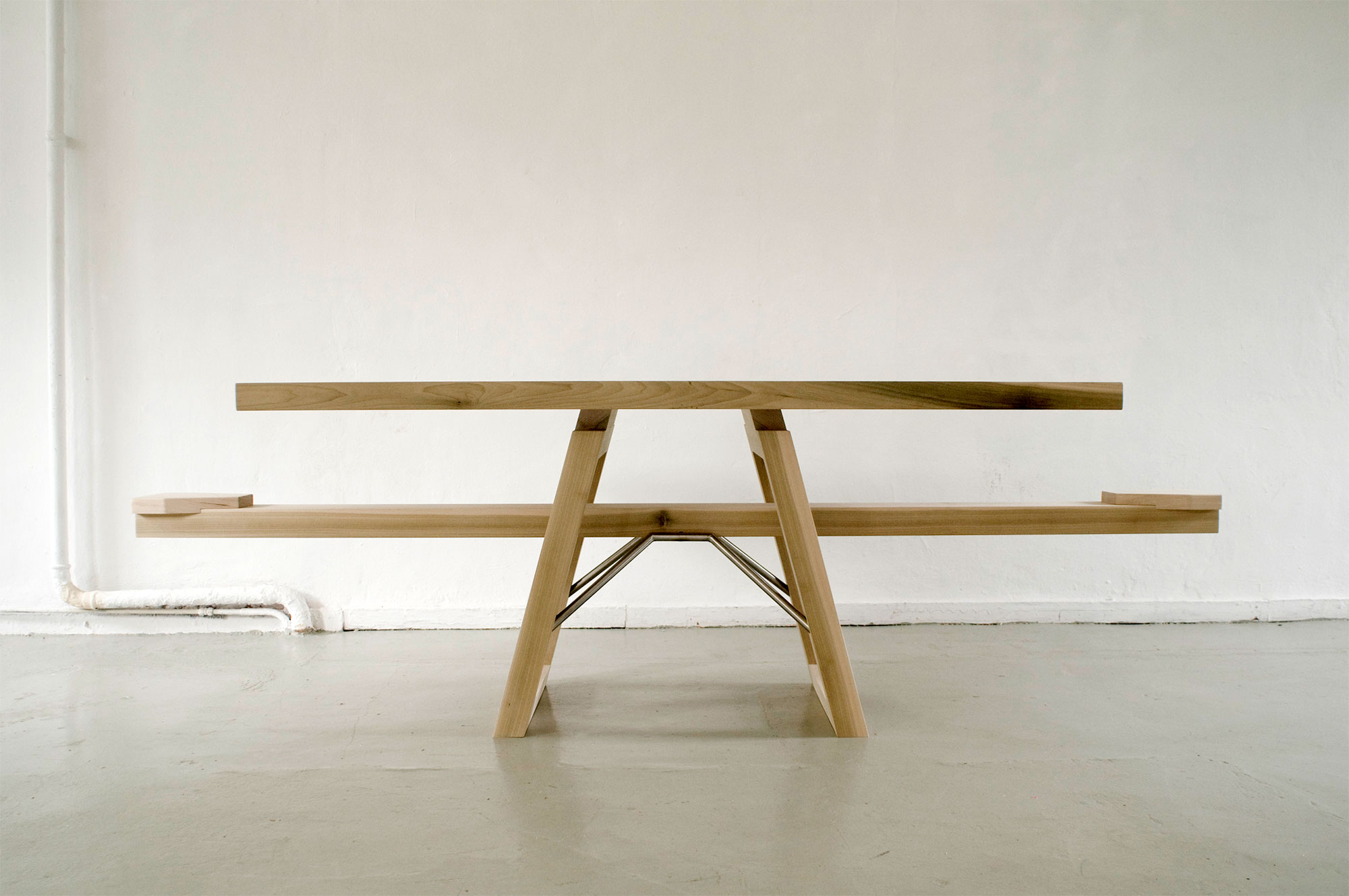 Marleen Jansen See-Saw Table