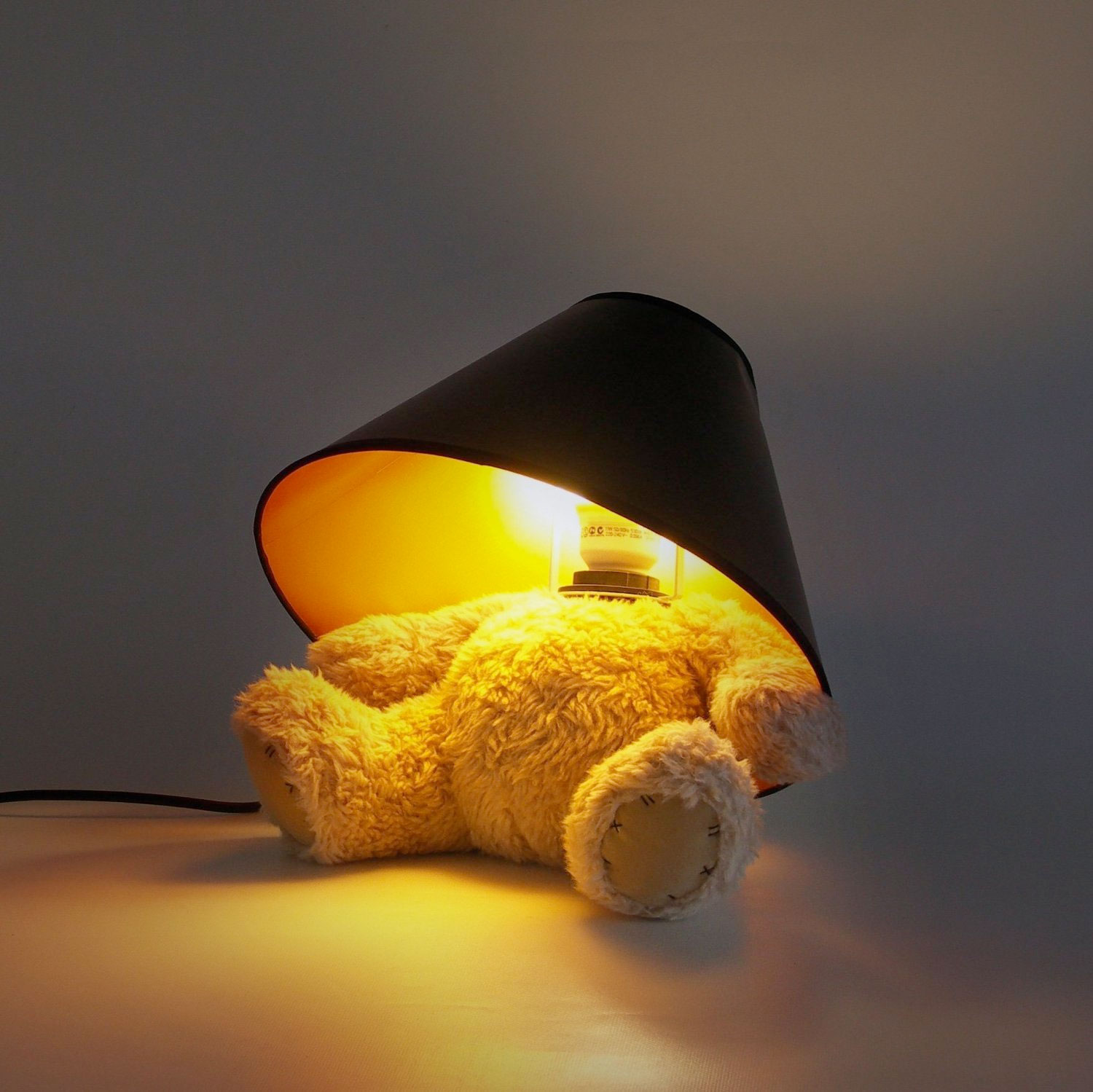 Matthew Kinealy Teddy Bear Lamp