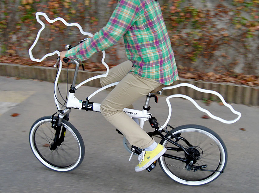 Horse Bicycle