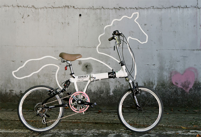 Horsey Bicycle