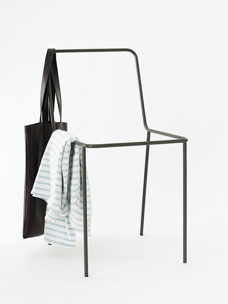 Clothes Rack Chair