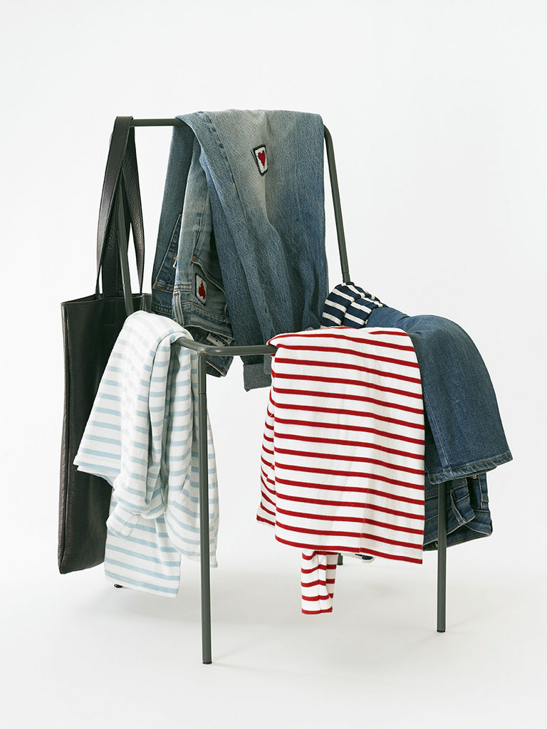 Clothing Rack Chair