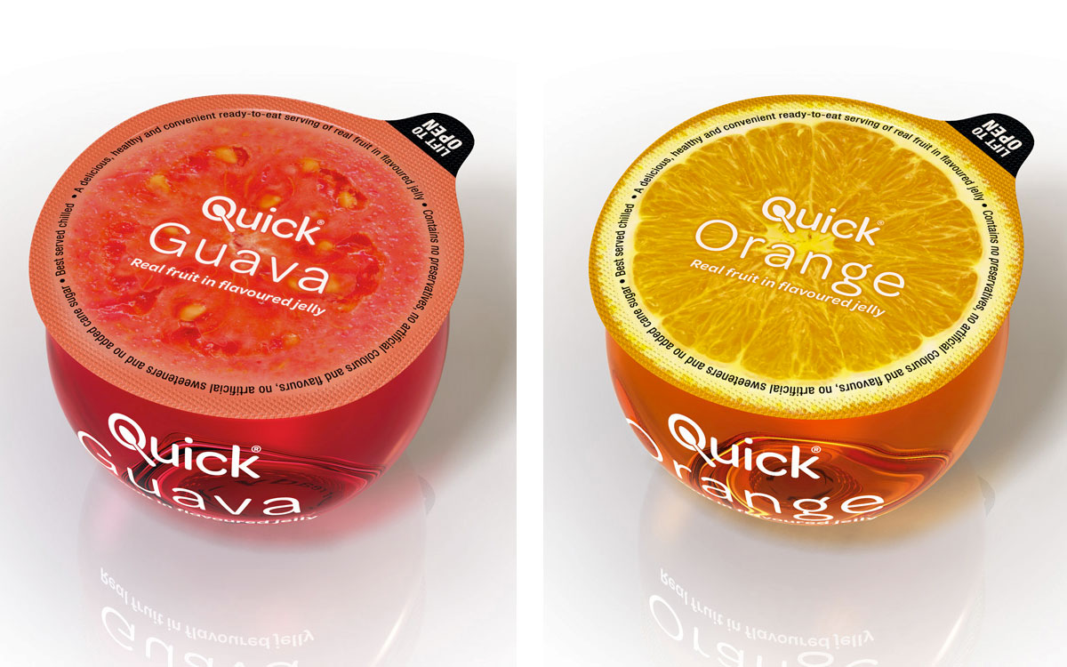 Fruit Jelly Packaging