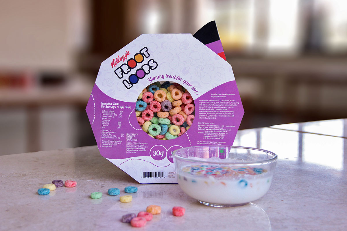 Round Froot Loops