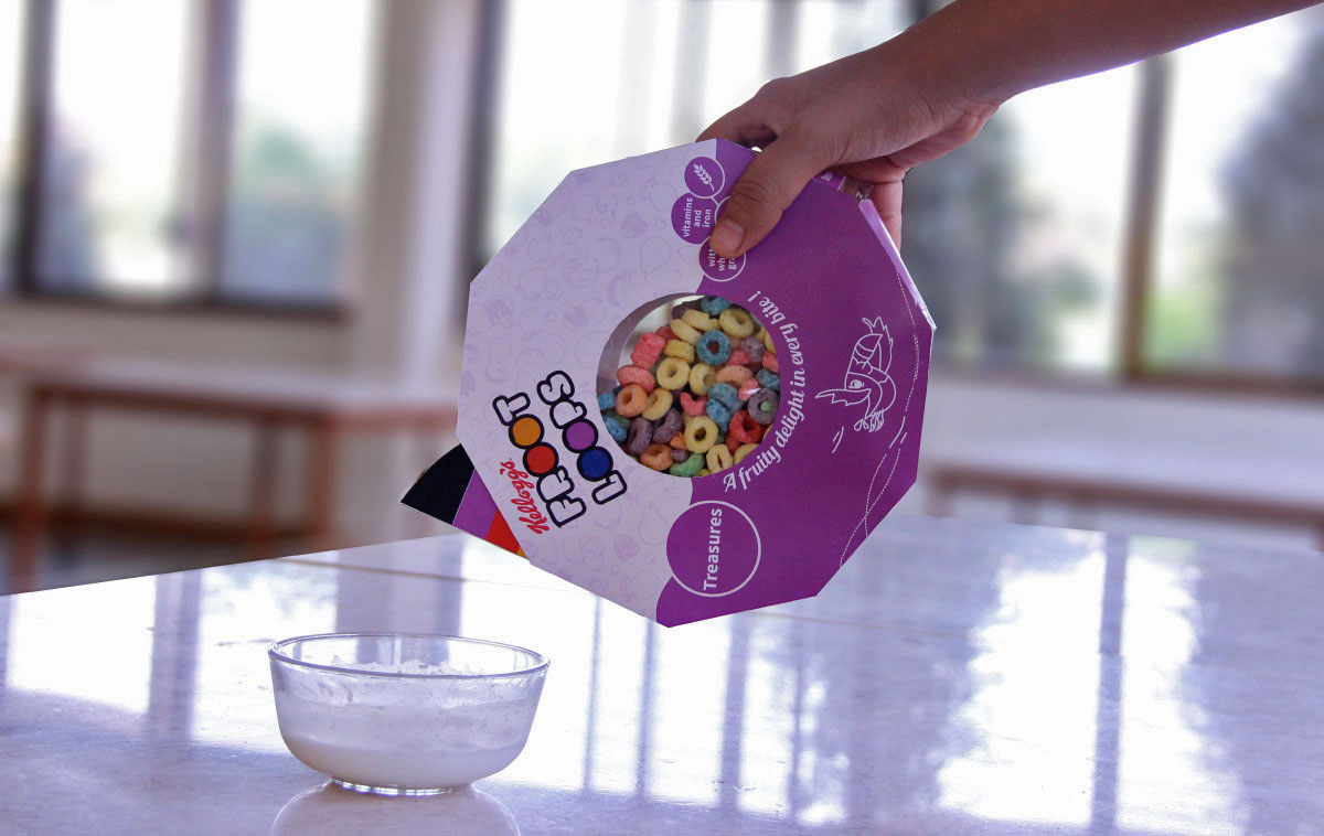 Froot Loops Packaging