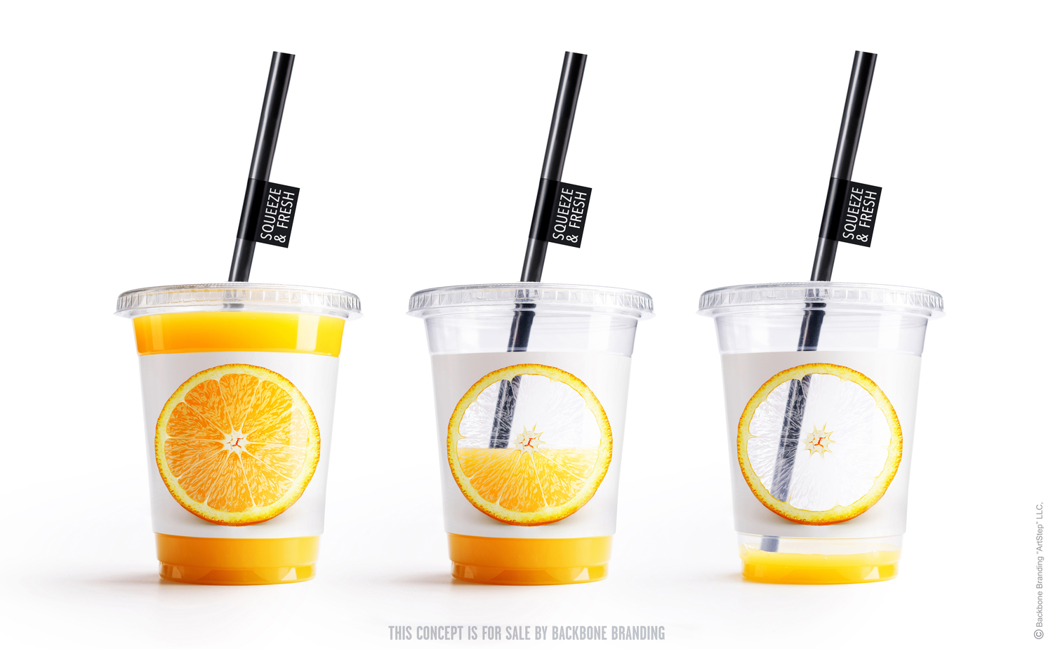 Fresh Juice Cup