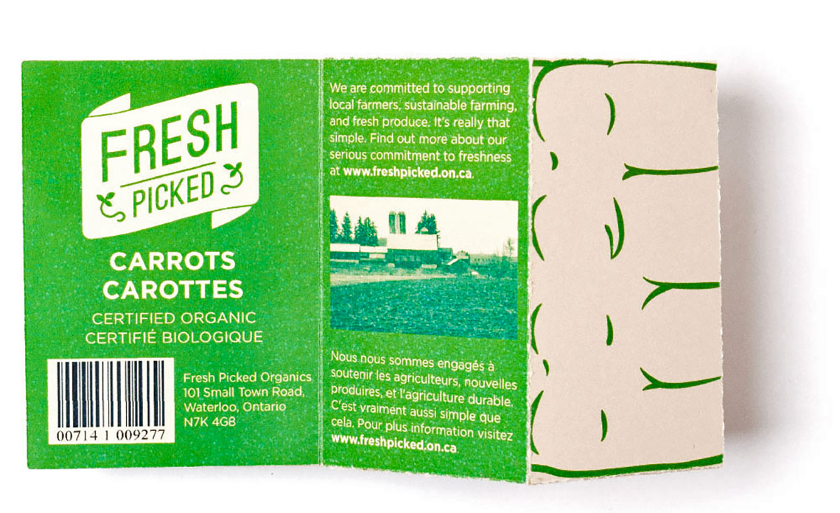 Fresh Picked Packaging