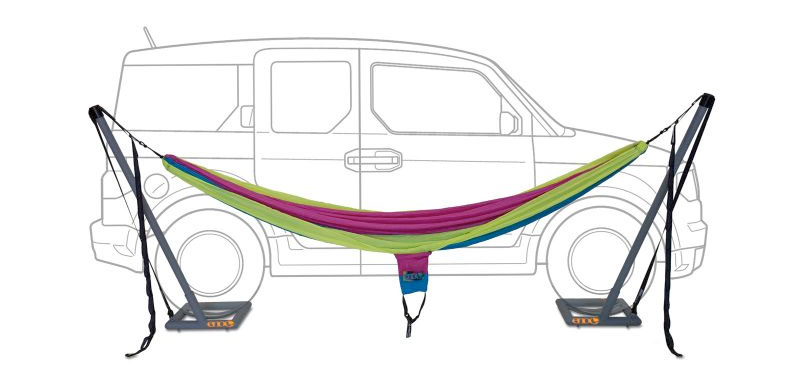 ENO Roadie Car Stand