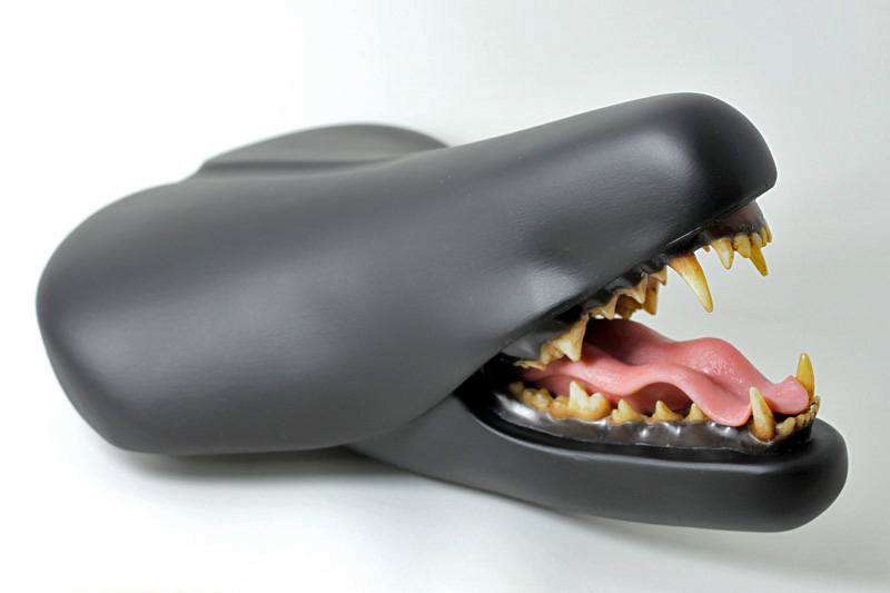 Bicycle Mouth Seat