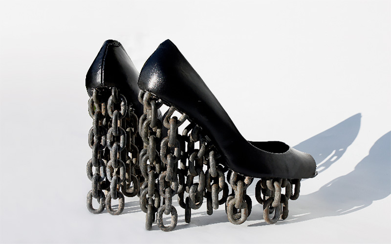 Chain Shoes