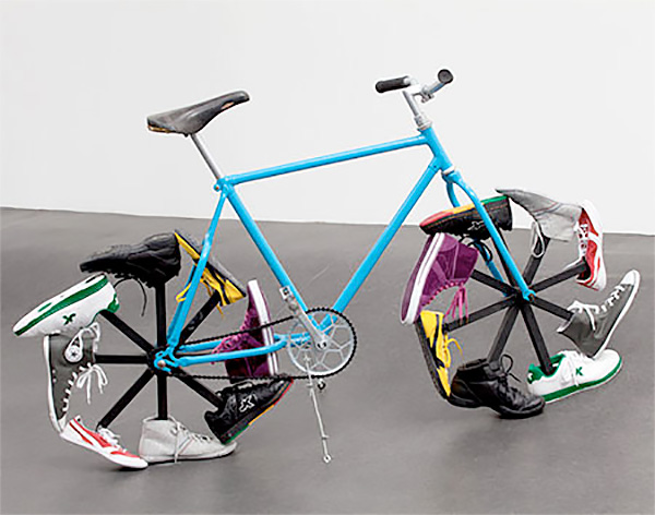 Max Knight Shoe Bicycle