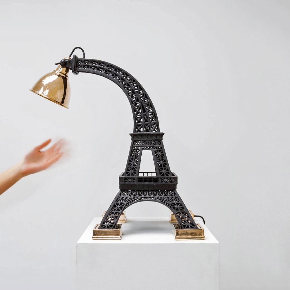 Studio Job Eiffel Tower Lamp