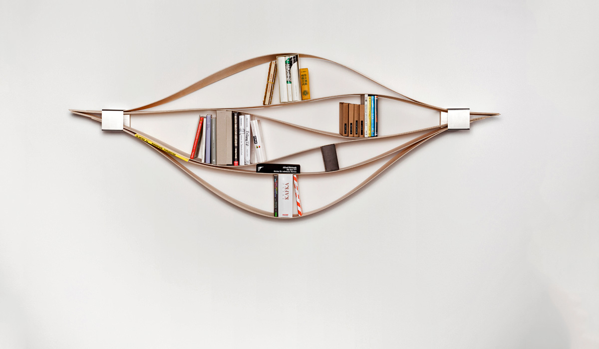 Flexible Bookshelf