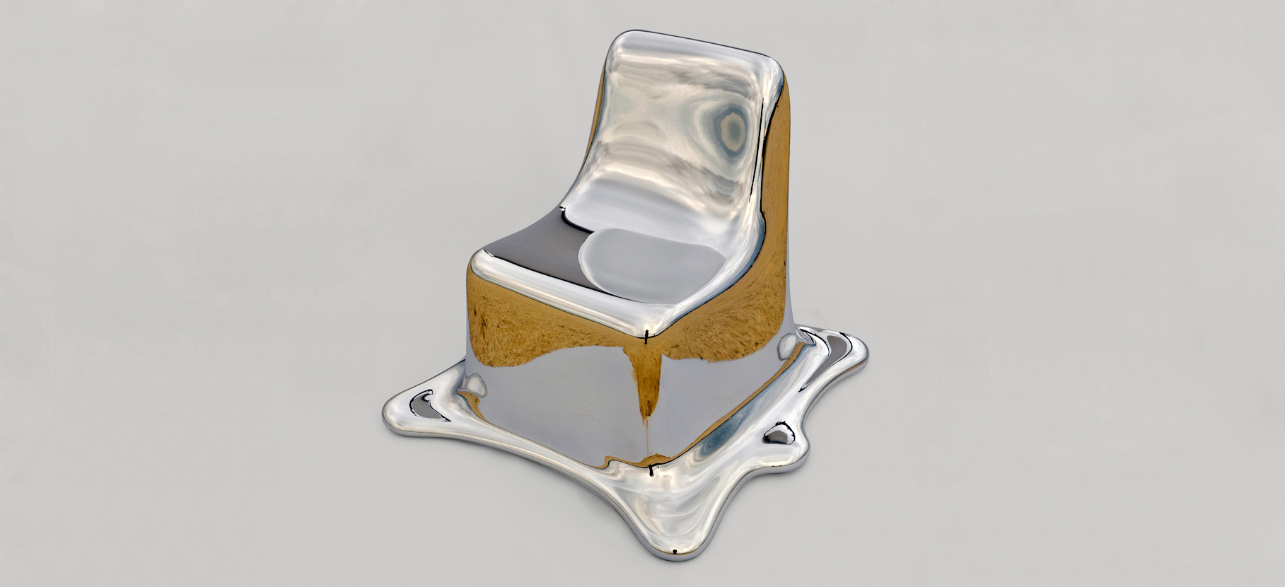 Melted Chair