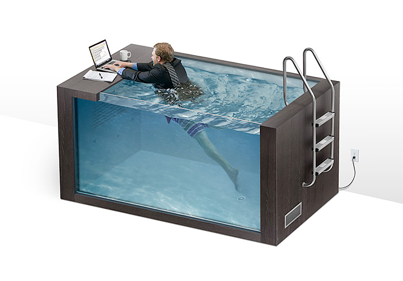 Swimming Pool Desk